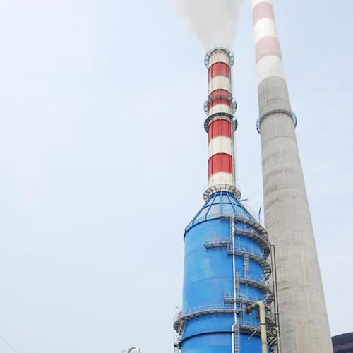 电厂烟气脱硫脱硝简介